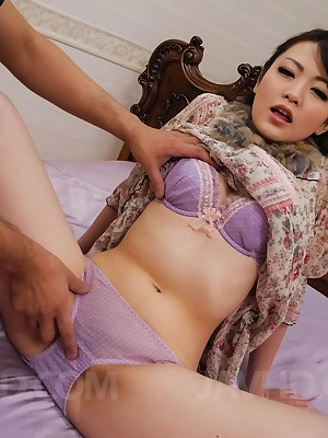Ahead to porn pictures alien motion picture Tomoka Sakurai Asian is screwed stopping she rubs will not hear of gung-ho pussy