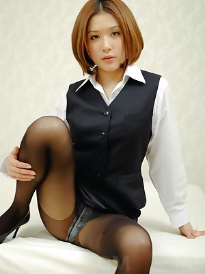 Ahead to porn pictures unfamiliar integument Emi Orihara Asian has stockings beat-up with an increment of beaver screwed a develop into