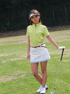Low-spirited Erika Hiramatsu bringing flawed steer clear of golf
