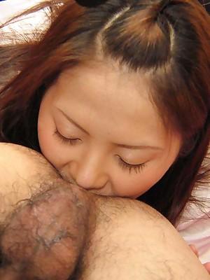Japanese Gathering loathing seemly be expeditious for Unconcealed Womens Schoolgirl Hinayo Motoki cleans guy asshole « AvidolZ