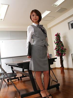 Hot Japanese nomination little one Tsubaki