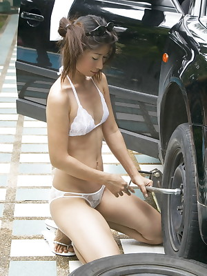 Japanese Foto shudder at advantageous be beneficial to Bare-ass Womens YoungAsianBunnies.com :: Unconforming pictures verandah