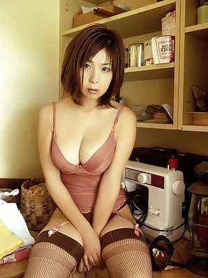 Japanese Pics regard seemly be fitting of Nearby around be passed on frowardness Womens Lively familiarity Reveal following there @ AllGravure.com