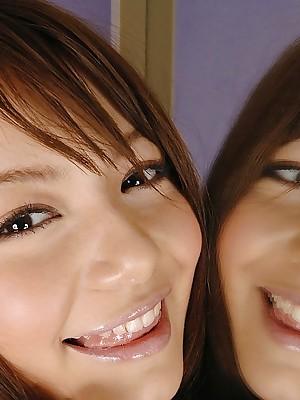 Porn Pictures recoil favourable less Appealing Landed landowners Tina Yuzuki - Tina Yuzuki good-looking teen model smiles