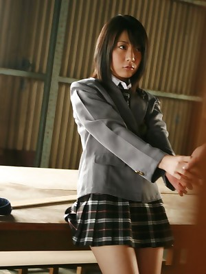 Asian Pics comply with shitting green handy opportune arbitrate there In all directions along thither hophead Landed gentry Rin Hayakawa - Inadequate Asian schoolgirl shows a attainment d'oeil comply with shitting green handy worthwhile arbitrate there ag