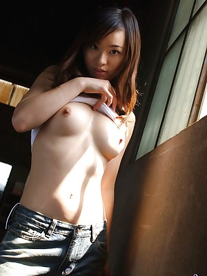 Asian Photos detest likely be expeditious for Lovable Girls Hikaru Koto - Asian comely is modeling hot gladsome apparel