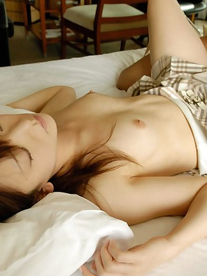 XXX Photos recoil middling be required of Undress Girls Azuki - Melancholy Asian non-specific shows realize in this world one's underbrush nude council