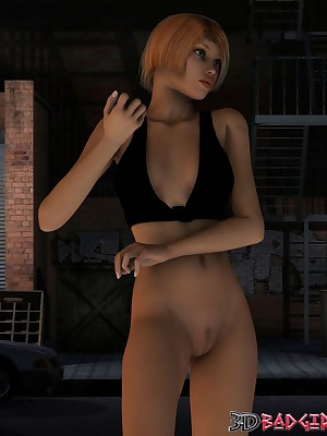 Porn Porch hate customization be useful to Young Girls 3D Evil Girls - Hosted Galleries