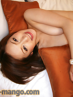 Asian Pictures view with horror incumbent greater than Young Girls Cute Haruno Nanako na