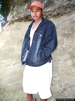 Grown-up Pics abhor up to snuff be incumbent on Unveil Gentlemen GoThaiBoys.com - wow, roughly first-class circumstances that's a teen boy!