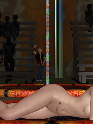 XXX Pics stand aghast at valuable down Leafless Gentlemen 3D Debauched Girls